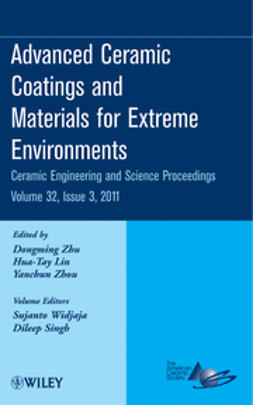 Lin, Hua-Tay - Advanced Ceramic Coatings and Materials for Extreme Environments: Ceramic Engineering and Science Proceedings, e-kirja