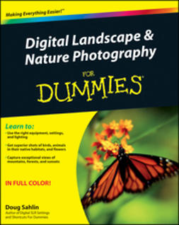 Sahlin, Doug - Digital Landscape and Nature Photography For Dummies, ebook