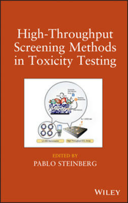 Steinberg, Pablo - High-Throughput Screening Methods in Toxicity Testing, ebook