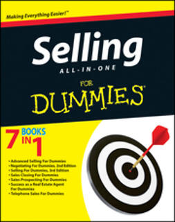 UNKNOWN - Selling All-in-One For Dummies, e-kirja