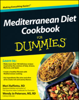 Raffetto, Mari - The Mediterranean Diet For Dummies, e-bok