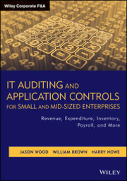 Wood, Jason - IT Auditing and Application Controls for Small and Mid-Sized Enterprises: Revenue, Expenditure, Inventory, Payroll, and More, ebook