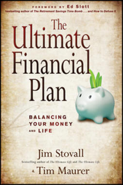 Stovall, Jim - The Ultimate Financial Plan: Balancing Your Money and Life, e-kirja