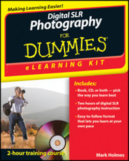 UNKNOWN - Digital SLR Photography eLearning Kit For Dummies, ebook