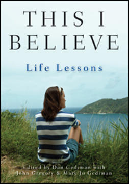 Gediman, Dan - This I Believe: Life Lessons, ebook