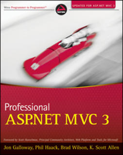 Galloway, Jon - Professional ASP.NET MVC 3, ebook