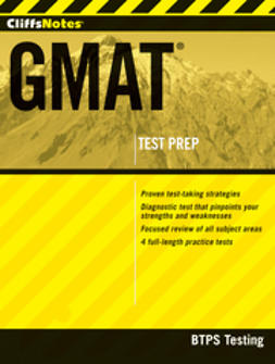 - CliffsNotes GMAT, ebook