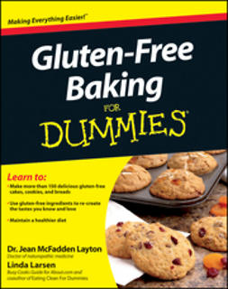 UNKNOWN - Gluten-Free Baking For Dummies, e-kirja