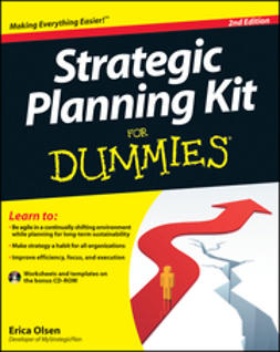 Olsen, Erica - Strategic Planning Kit For Dummies, ebook