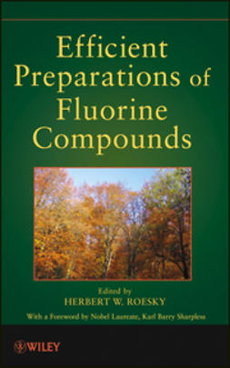 Roesky, Herbert W. - Efficient Preparation of Fluorine Compounds, ebook