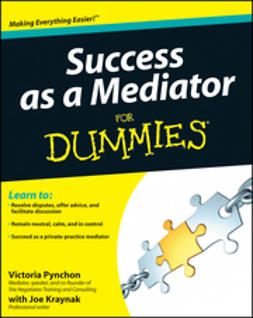 Pynchon, Victoria - Success as a Mediator For Dummies, ebook