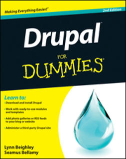 Beighley, Lynn - Drupal For Dummies, ebook