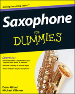 G?bel, Denis - Saxophone For Dummies, ebook