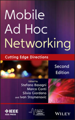 Basagni, Stefano - Mobile Ad Hoc Networking: The Cutting Edge Directions, ebook