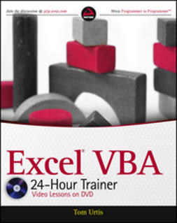 Urtis, Tom - Excel VBA 24-Hour Trainer, ebook