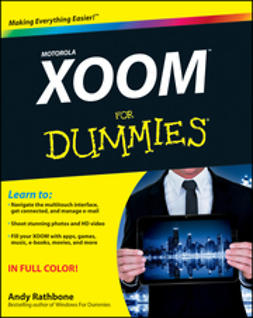 Rathbone, Andy - Motorola XOOM For Dummies, ebook