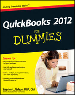 "Nelson, Stephen L. - QuickBooks ""X"" For Dummies, ebook"