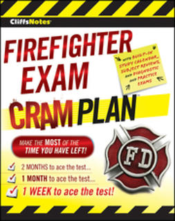 - CliffsNotes Firefighter Exam Cram Plan, ebook