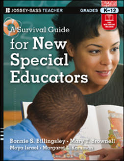 Billingsley, Bonnie S. - A Survival Guide for New Special Educators, ebook