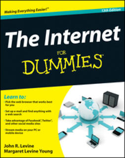 Levine, John R. - The Internet For Dummies, ebook