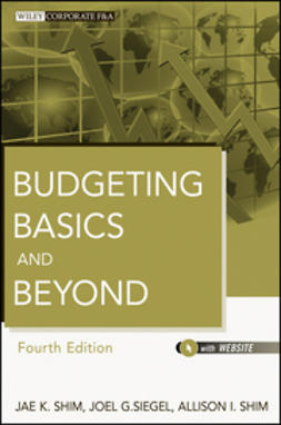 Shim, Allison I. - Budgeting Basics and Beyond, ebook