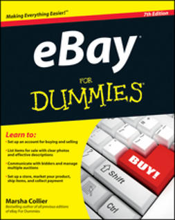 Collier, Marsha - eBay For Dummies, e-bok