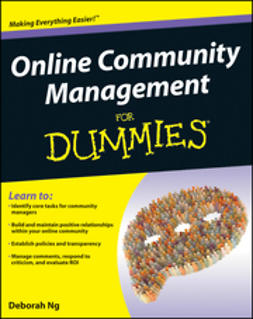 Ng, Deborah - Online Community Management For Dummies, ebook
