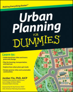 Yin, Jordan - Urban Planning For Dummies, ebook