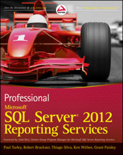 Turley, Paul - Professional Microsoft SQL Server 2012 Reporting Services, e-kirja