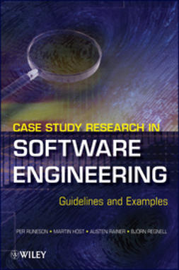 Runeson, Per - Case Study Research in Software Engineering: Guidelines and Examples, ebook
