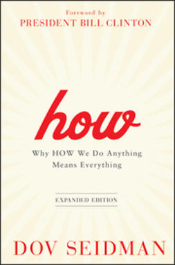 Clinton, Bill - How: Why How We Do Anything Means Everything, e-kirja