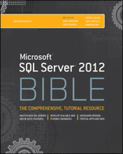 Jorgensen, Adam - Microsoft SQL Server 2012 Bible, ebook