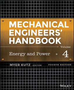 Kutz, Myer - Mechanical Engineers' Handbook, Energy and Power, ebook