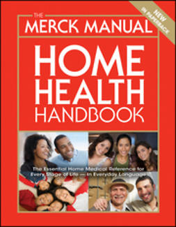 UNKNOWN - The Merck Manual Home Health Handbook, e-kirja