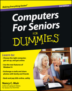 Muir, Nancy C. - Computers For Seniors For Dummies, ebook