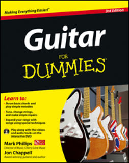Guitar for dummies : by Mark Phillips and Jon Chappell