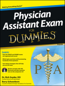 Snyder, Richard - Physician Assistant Exam For Dummies, ebook