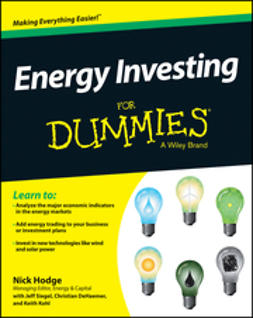 Hodge, Nick - Energy Investing For Dummies, ebook