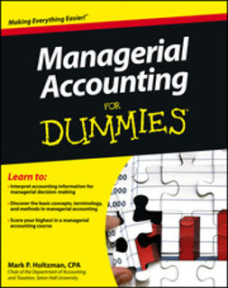 Holtzman, Mark - Managerial Accounting For Dummies, ebook
