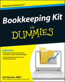 Epstein, Lita - Bookkeeping Kit For Dummies, ebook