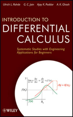 Ghosh, A. K. - Introduction to Differential Calculus: Systematic Studies with Engineering Applications for Beginners, ebook