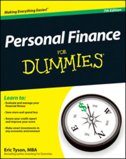 Tyson, Eric - Personal Finance For Dummies, ebook