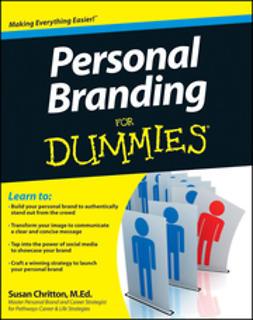 Chritton, Susan - Personal Branding For Dummies, e-kirja