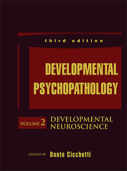 Cicchetti, Dante - Developmental Psychopathology, Developmental Neuroscience, e-bok