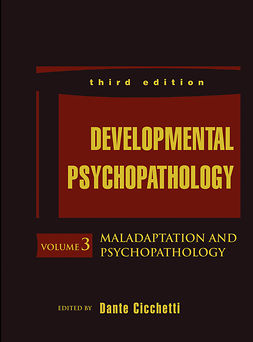 Cicchetti, Dante - Developmental Psychopathology, Maladaptation and Psychopathology, ebook