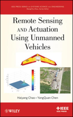 Chao, Haiyang - Remote Sensing and Actuation Using Unmanned Vehicles, ebook