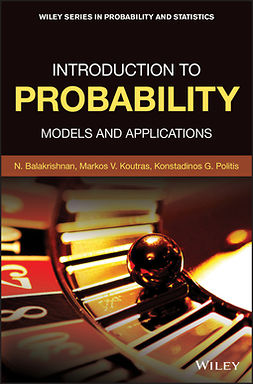 Balakrishnan, N. - Introduction to Probability: Models and Applications, e-bok