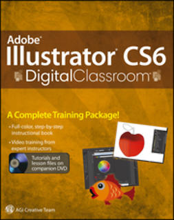 Smith, Jennifer - Adobe Illustrator CS6 Digital Classroom, ebook