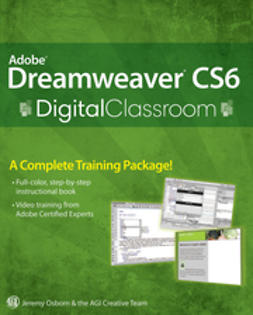 Osborn, Jeremy - Adobe Dreamweaver CS6 Digital Classroom, e-bok