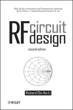 Li, Richard C. - RF Circuit Design, e-kirja